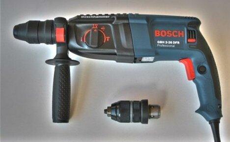 Как определить подделку Bosch GBH 2 26 DFR, GBH 2 26 DRE