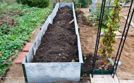 Повыщаем урожай овощных культур при помощи теплых грядок