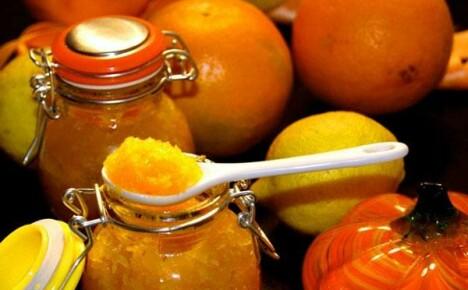 7 самых простых рецептов джема из тыквы