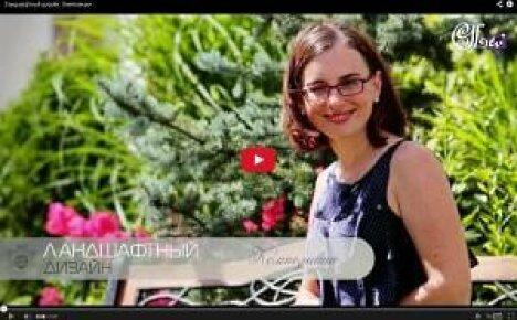 Ландшафтный дизайн видео (композиции)