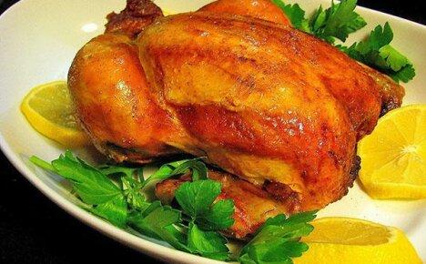 Вкусные и быстрые рецепты приготовления курицы с медом и горчицей в духовке