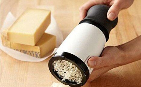 Универсальная терка для сыра с Алиэкспресс