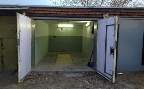 Хорошая смотровая яма в гараже своими руками