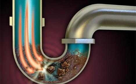Как выбрать средство от засоров труб