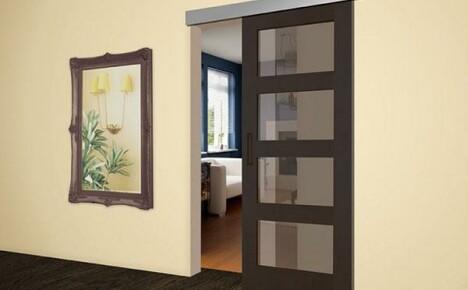 Раздвижные межкомнатные двери: особенности установки и сфера применения