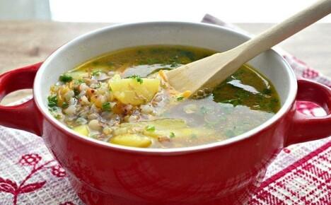Готовим вкусный суп с гречкой по интересным рецептам