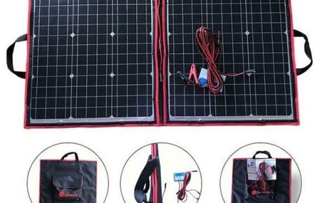 Экономия электроэнергии в чистом виде — солнечная батарея с Алиэкспресс