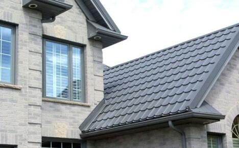 Кровельная металлочерепица – виды материала, расчет и технология возведения крыши