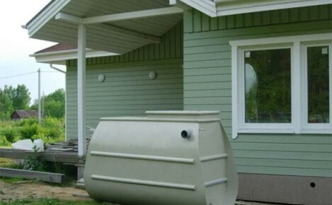Автономная канализация септик Тверь для дачи и частного дома