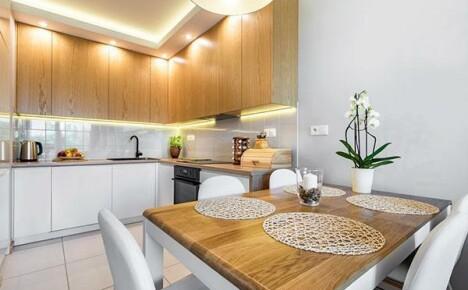 Модули кухонные: принципы создания современной модульной мебели