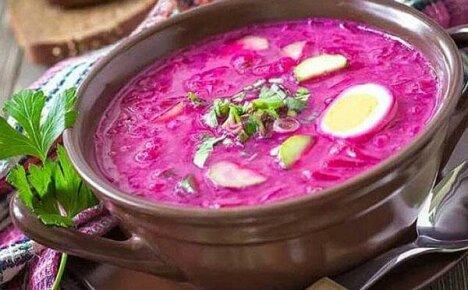 Простые способы приготовления холодника из свеклы – освежающего супа для гурманов