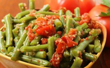 Как приготовить лобио из зеленой стручковой фасоли