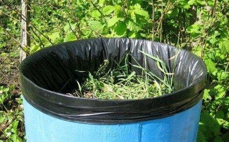 Универсальное удобрение из травы с водой: приготовление и применение настоя