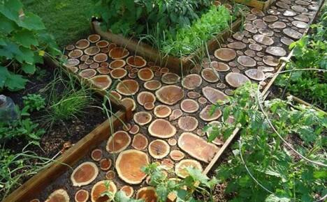 Идеи дорожек для сада