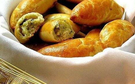Дорогое сердцу лакомство – пирожки с картошкой