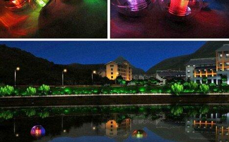 Товар из Китая — плавающие светильники