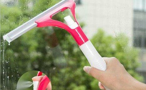 Щетка для мытья окон, сделанная в Китае