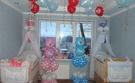 Полезные советы для родителей — как украсить комнату новорожденного