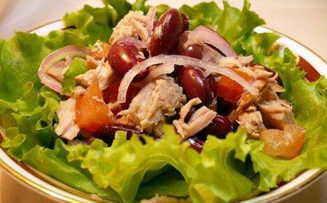 Рецепты салата с авокадо