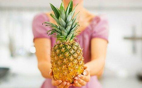 На сколько полезен ананас для похудения