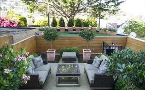 Как создать уютную зону для отдыха на даче
