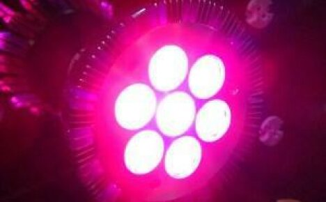 Как сделать светодиодную подсветку для рассады своими руками?