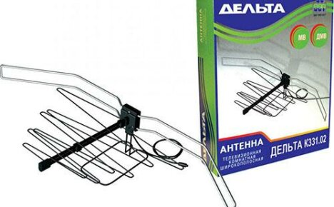 Выбор и установка антенны для дачи