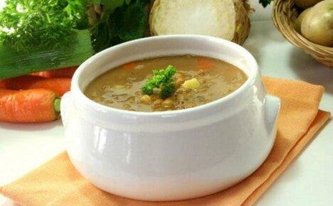 Самый вкусный рецепт супа с чечевицей и картофелем