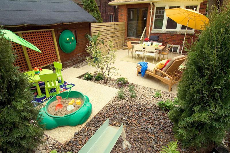 игровые зоны для взрослых и детей