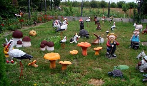 Украшаем сад и огород своими руками фото фото 792