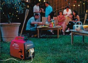 переносной генератор Хонда
