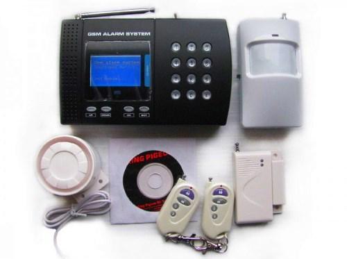 Охранная система с радио-датчиками Sapsan Pro 5T