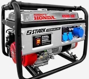 Японские генераторы Honda Power Equipment