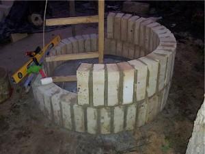 строительство собственного Тандыра