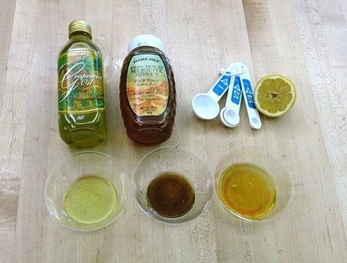 Масло винограда добавляют в лечебные маски