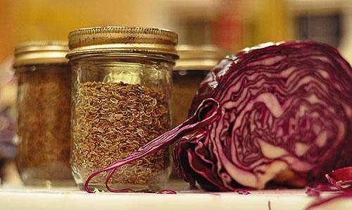 Семена укропа используют для приготовления настоев
