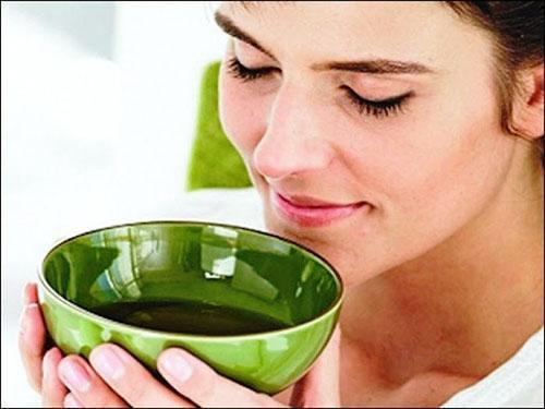 Чай из настурции