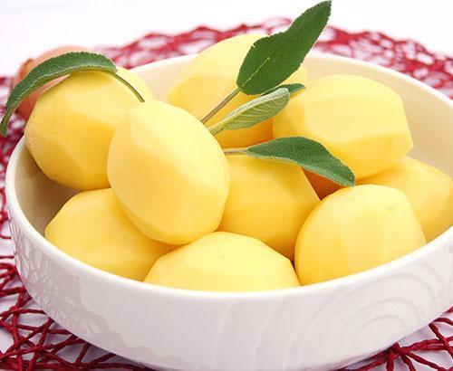 Картофель богат белками и ненасыщенными жирными кислотами
