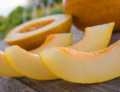 Солнечный ароматный плод