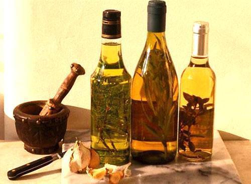 Виноградный уксус обладает антибактериальными свойствами