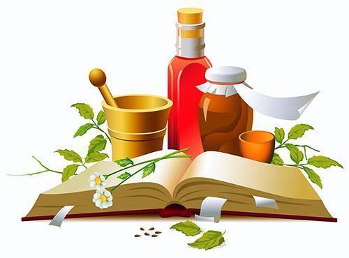 Барбарис используется в комплексе с другими лекарственными растениями