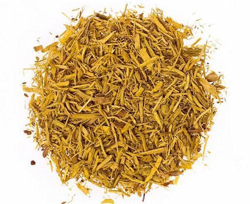 Для приготовления лекарства используют корни барбариса
