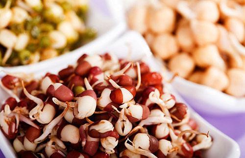 Бобы фасоли адзуки обладают сладковатым вкусом и ореховым ароматом