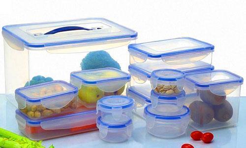 Хранение дыни в герметической посуде в холодильнике