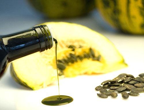 Масло тыквы полезно для мужского здоровья