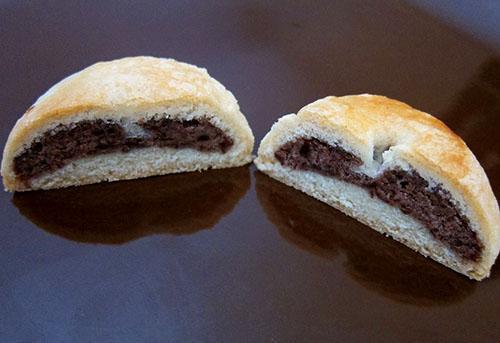 Пирожки Сакура моти