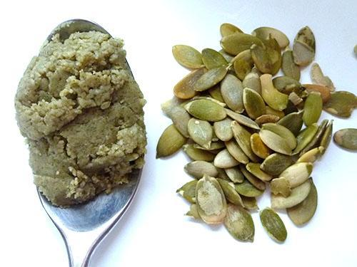 Лекарство от простатита из тыквенных семечек и меда