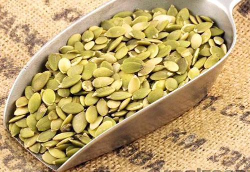 Тыквенные семена нужны для профилактики физиологических сбоев организма