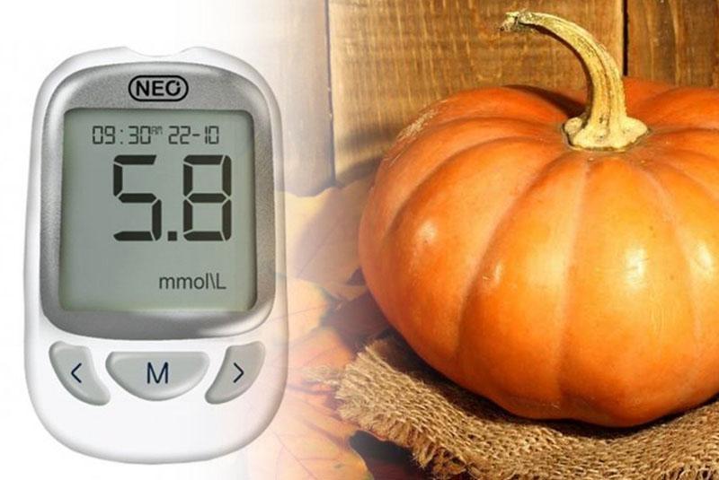 польза тыквы при сахарном диабете
