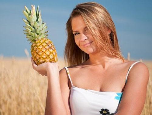 Умеренное потребление ананаса улучшит общее состояние организма
